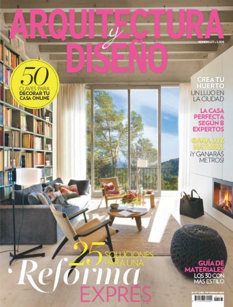 Arquitectura y dise o espa a enero 2016 pdf true for Arquitectura de interiores pdf