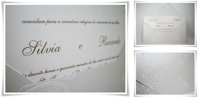 Casamento de Silvia e Ricardo, modelo Forte 10.