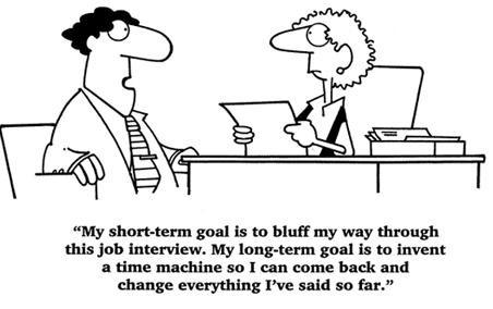 How to fail an interview | Dear Sue