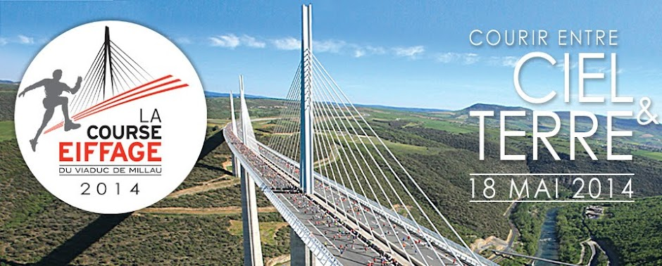 LA COURSE EIFFAGE DU VIADUC DE MILLAU