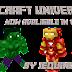 Marvel Universe Mod para Minecraft 1.7.10