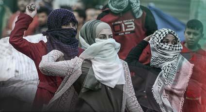 Al fianco delle donne palestinesi, contro il nazisionismo
