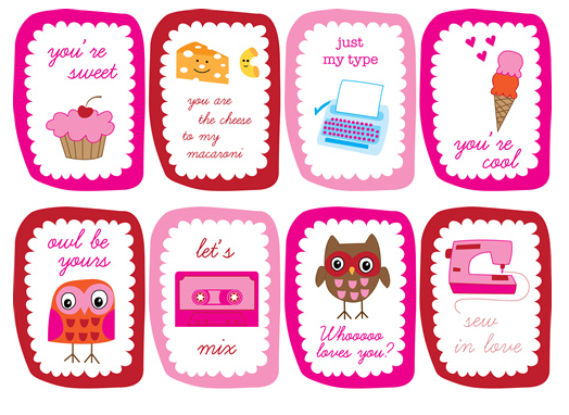 Get These And Other Great Printables From The Tip Junkie....TIP JUNKIE FREE  VALENTINE PRINTABLES