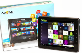 Harga HP Advan Android Terbaru Desember 2013