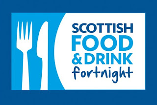 Scottish Food Fortnight Logo.