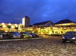 Hotel Murah Dekat Stasiun Purwokerto - Green Valley Resort