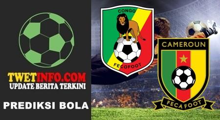 Prediksi Congo vs Cameroon