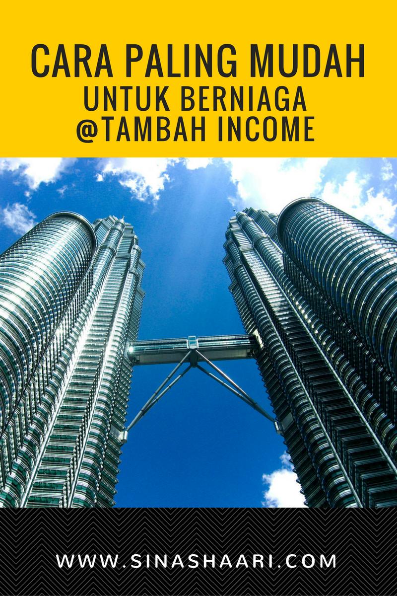 CARA MUDAH TAMBAH INCOME