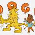 Netherlands King's Day 2015 Google Doodle