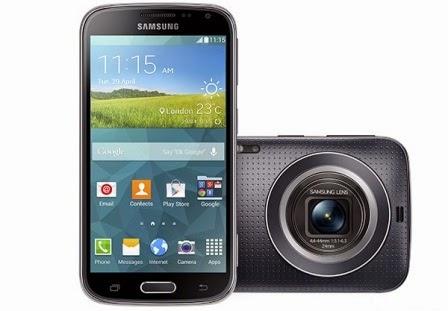 Samsung Galaxy K Zoom resmi diperkenalkan hari ini