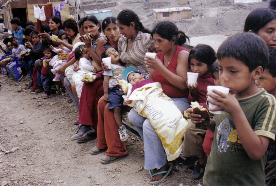 Erradicaci n de la pobreza en colombia for Chimentos de hoy en argentina