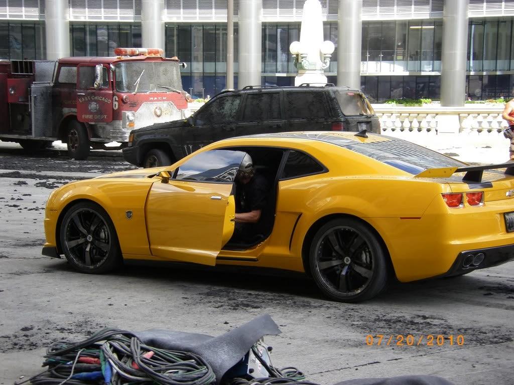 Camaro Bumblebee Wallpapers HD - PricesPlus