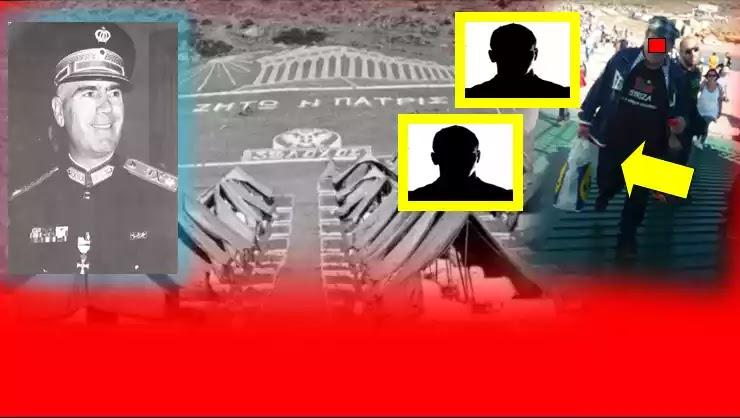 «ΠΟΥ ΕΙΣΑΙ ΣΤΡΑΤΗΓΕ ΠΑΤΤΑΚΕ;» ΠΗΓΑΝ ΣΑΝ ΤΟΥΣ «ΓΥΦΤΟΥΣ» ΝΤΥΜΕΝΟΙ ΣΤΗΝ ΜΑΚΡΟΝΗΣΟ!ΟΙ ΜΠΟΛΣΕΒΙΚΟΙ ΕΚΕΙ ΠΟΥ ΤΟΥΣ ΕΙΧΑΝ ΣΕ ΚΑΡΑΝΤΙΝΑ !