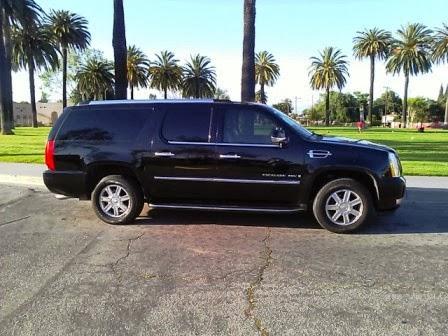 Luxury news: Diplomat Custom 2008 Cadillac Escalade ESV
