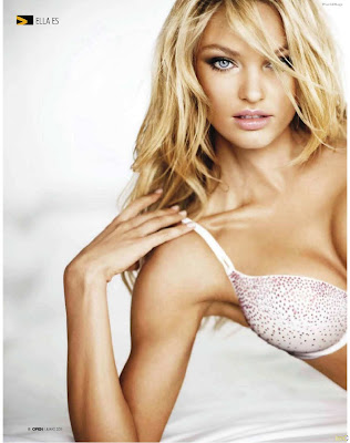 Candice Swanepoel Photo On The Open Magazine