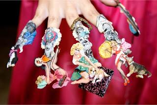 Crazy nail art images nail art and nail design ideas celebrity nail designs crazy nail art 2012 crazy nail art 2012 prinsesfo images prinsesfo Images