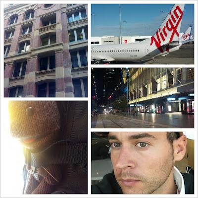 Viaje a Australia. Día 1. Llegando a Melbourne