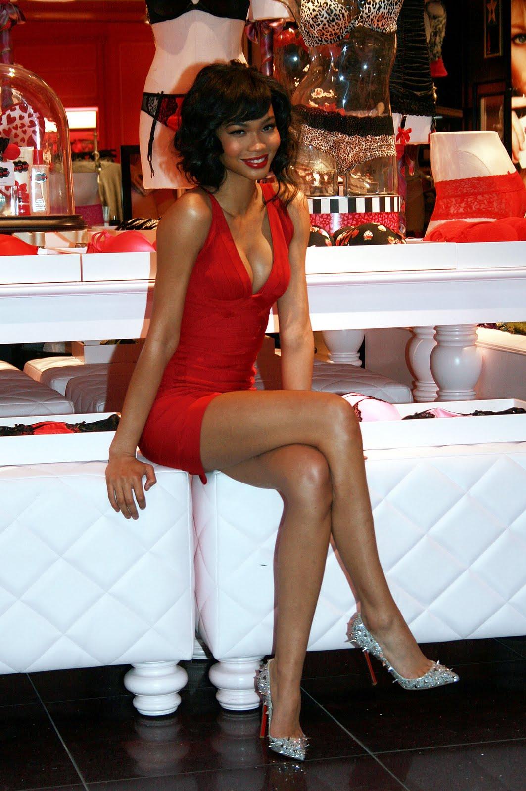 Beautiful Black Women: Chanel Iman