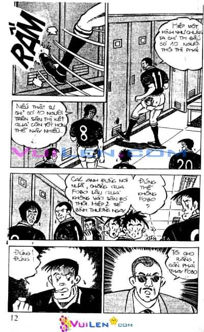 Jindodinho - Đường Dẫn Đến Khung Thành III Tập 60 page 12 Congtruyen24h