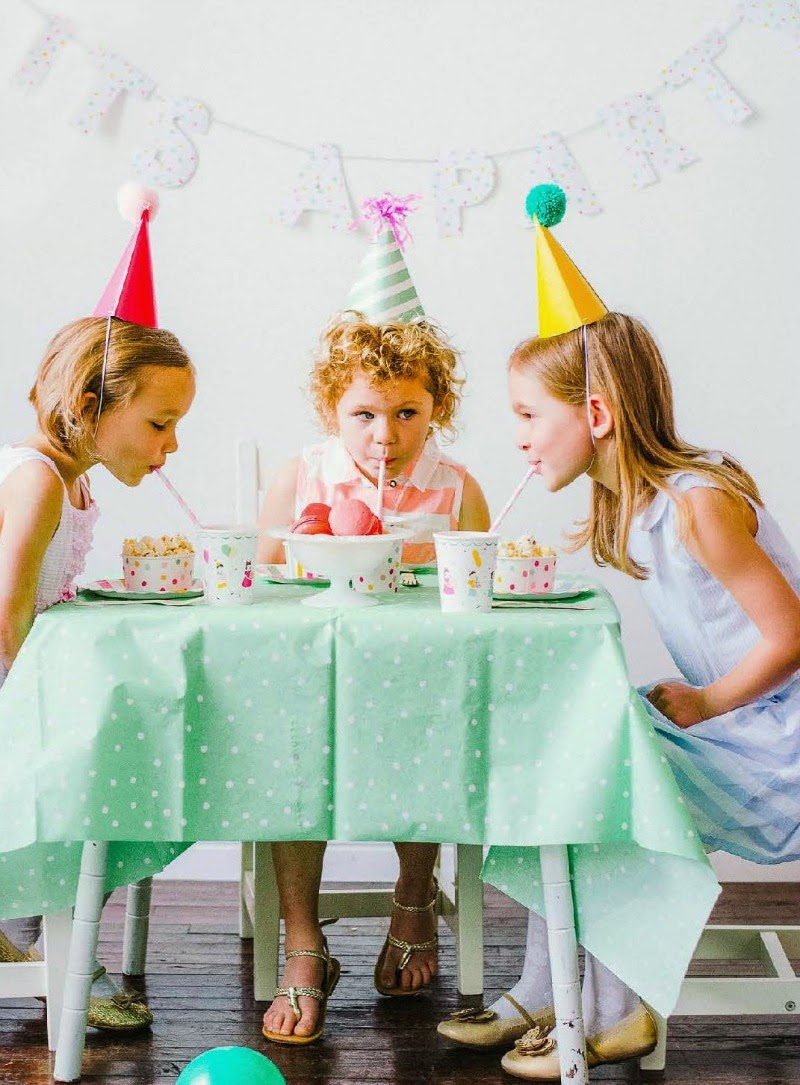 Shop Sweet Lulu's New Party Line, It's A Party hats