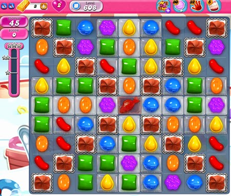 Candy Crush Saga 608