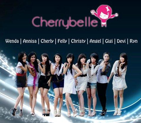 Artikel tentang Foto Foto Personil Cherrybelle hanya ada di ...