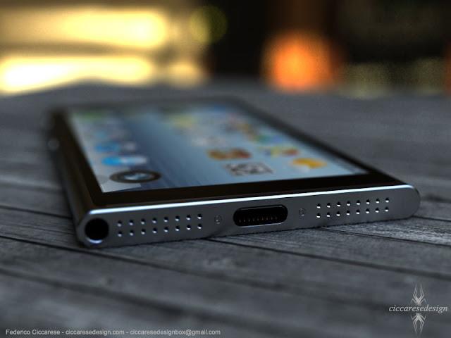 "Federico Ciccarese nos muestra su ""Concept"" de iPhone 6"