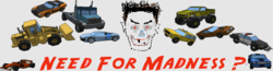 Fastcar's Need For Madness Blog