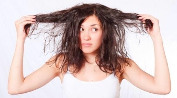 Cara Perawatan Rambut Kering