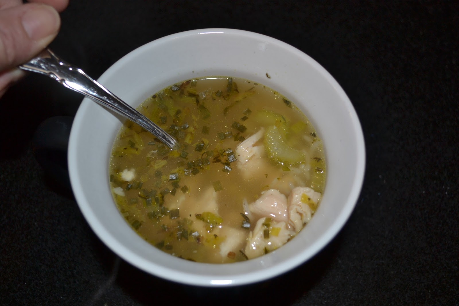 Southern Accents: Quick and Easy Chicken Rice Soup