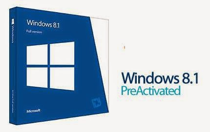 download Windows 8.1 AIO 24in1 Pre-Activated x86/x64 Integrated June 2014