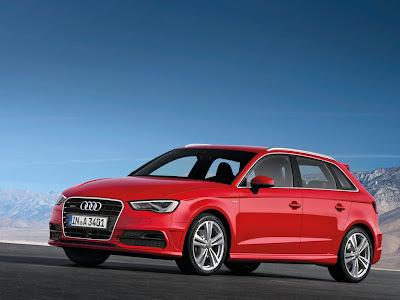 2014 Audi A3 Sportback S-Line