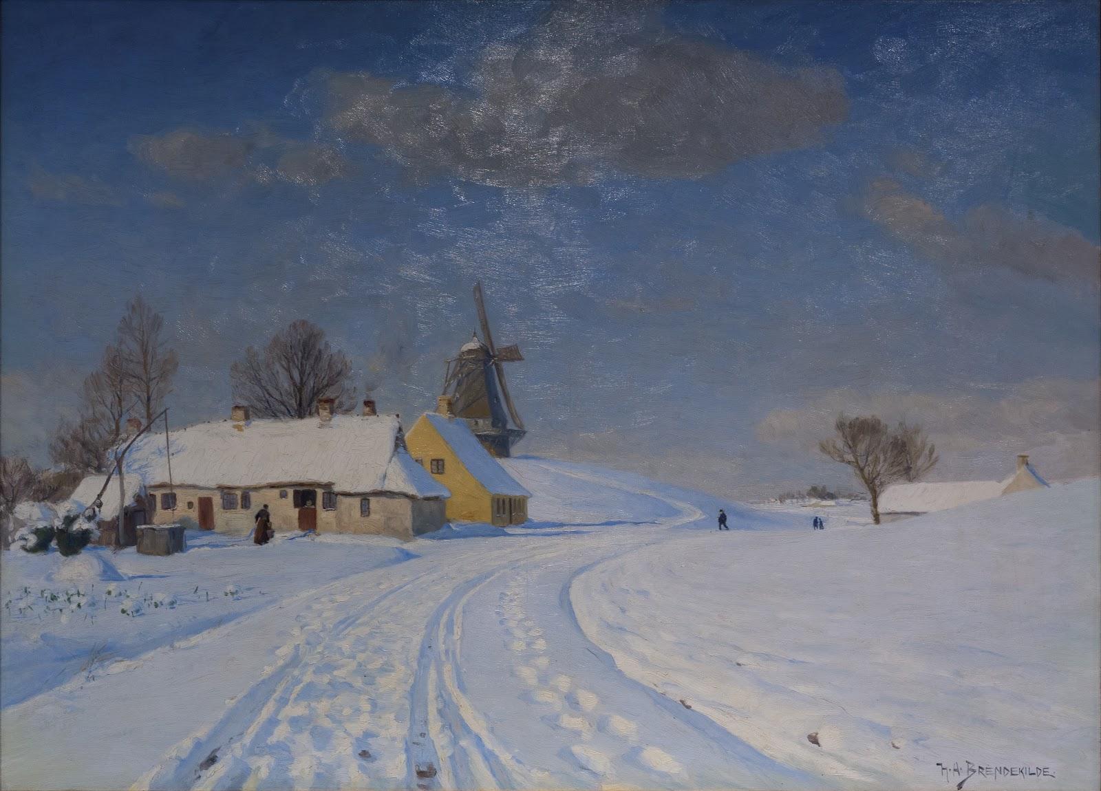 Hans Andersen  rendekilde Snelandskab C udateret