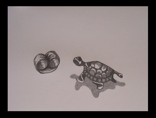 turtle earring