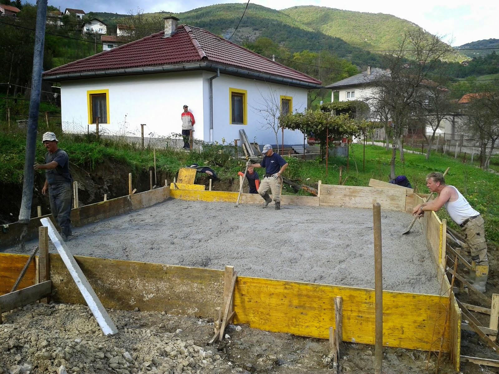 2de Bouw projekt 2014