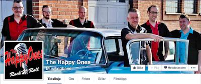 The Happy Ones Facebook