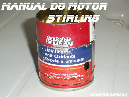 Manual do motor Stirling, cabeçote do motor stirling