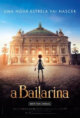 Filme Poster A Bailarina