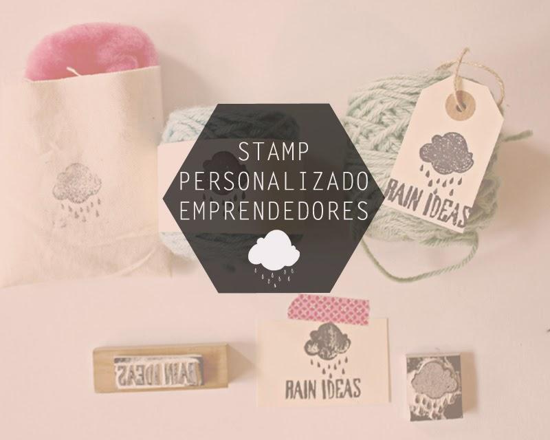 haremos sellos de gomas para hacer tu logo
