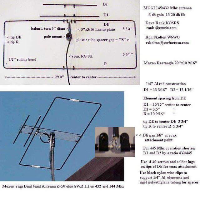 317Антенна моксон на 40 метров своими руками