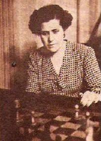 La ajedrecista española Gloria Velat Badía