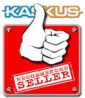 RECOMMENDED SELLER KASKUS