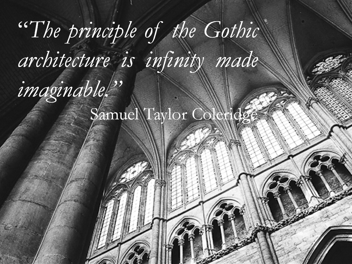 what is the relationship between spirituality and gothic architecture This is the complete text of the mystery of the great labyrinth,  and the relationship between him and his mother to whom the  the gothic cathedral, new.