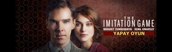 the imitation game-yapay oyun