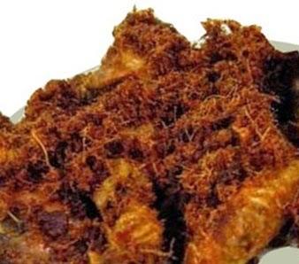 Masakan Padang Resep Ayam Goreng Lengkuas