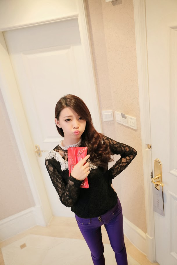 4 Xu Xiaoqian - Sweet - very cute asian girl-girlcute4u.blogspot.com