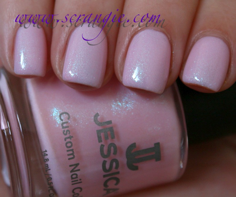 Scrangie: Jessica Heavy Petal Collection Spring 2012 Swatches and Review