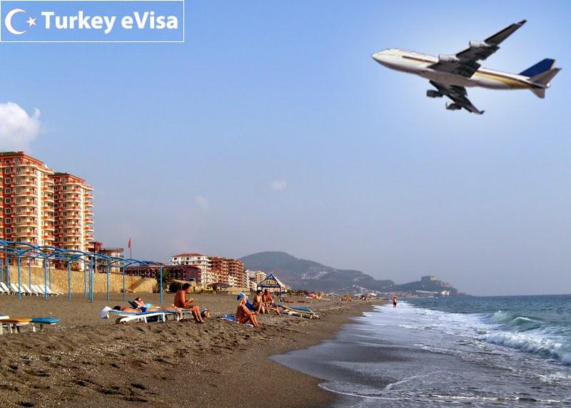 Turkey Electronic Travel Authorization