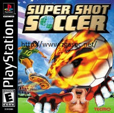 Free Download Shot Soccer PSX ISO For PC Full Version ZGASPC