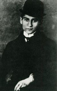 Franz Kafka - Imagen: NYPL Digital Gallery